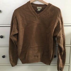 Men's LLBean sweater